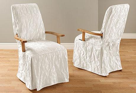 Pleasant Dining Chair Slipcovers Folding Chair Covers Inzonedesignstudio Interior Chair Design Inzonedesignstudiocom
