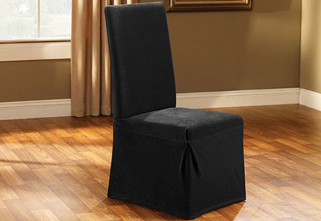 Stretch Dining Room Chair Slipcovers dining chair slipcovers & folding chair covers