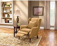 5 reasons to use wing chair recliner slipcovers - Slipcover For Wingback Chair